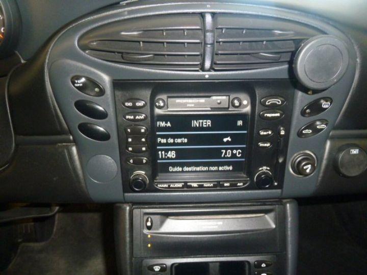 Porsche Boxster 2.5 L GRIS ARTIC METALLISE - 12