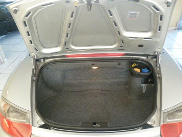 Porsche Boxster 2.5 L GRIS ARTIC METALLISE - 13