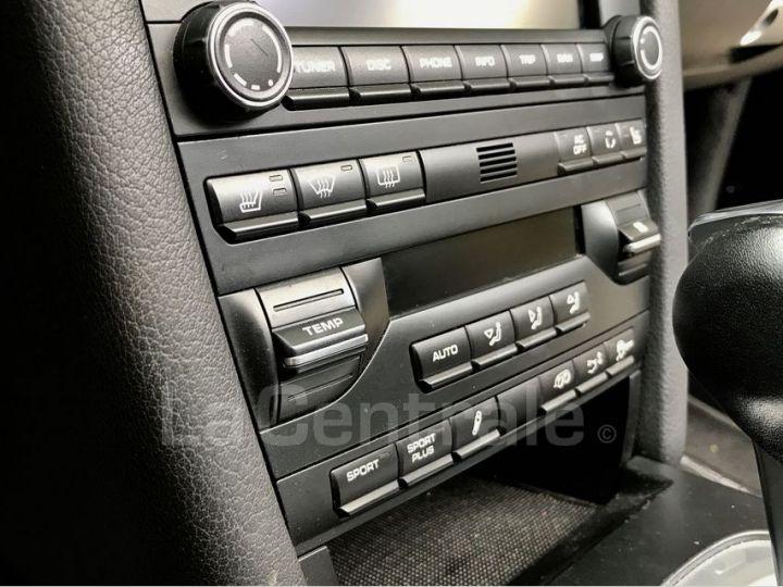 Porsche Boxster 2 TYPE 987 II (987) 3.4 320 S BLACK EDITION PDK Noir Metal - 6