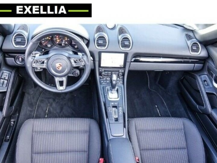 Porsche Boxster 718  BLANC PEINTURE METALISE  Occasion - 6