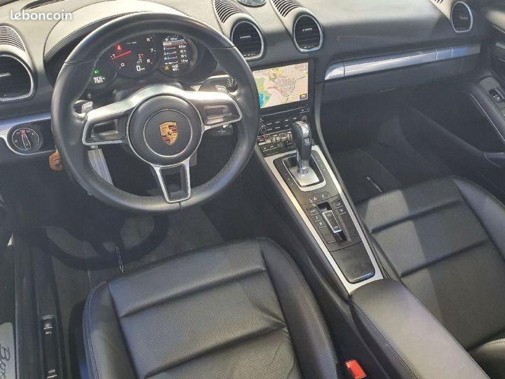 Porsche Boxster 718 cabriolet 300ch PDK 9300KM Autre - 4