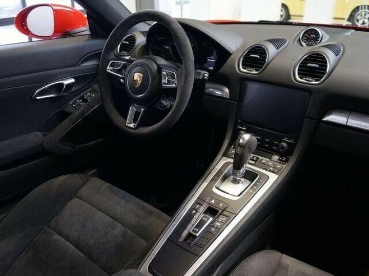 Porsche Boxster 718 GTS ROUGE PEINTURE METALISE  Occasion - 9