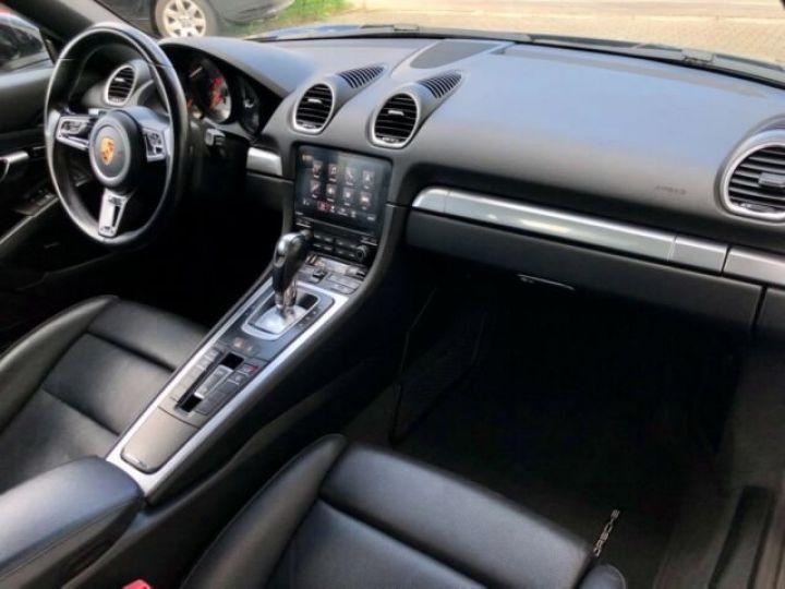 Porsche Boxster 718 S PDK Noir - 6