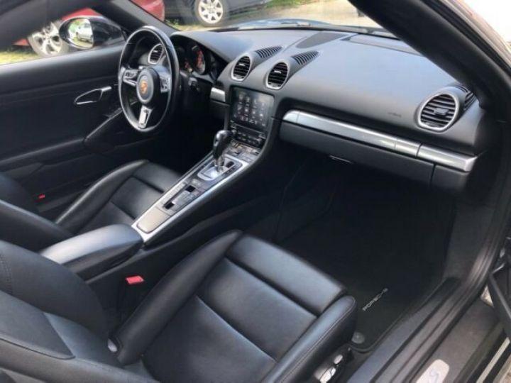 Porsche Boxster 718 S PDK Noir - 8