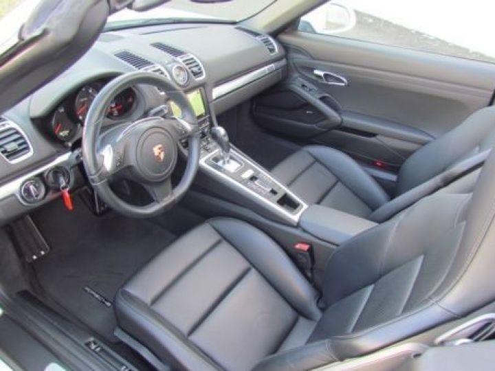 Porsche Boxster 981 2.7 265CH BLANC Occasion - 7