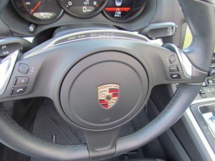 Porsche Boxster 981 2.7 265CH BLANC Occasion - 8
