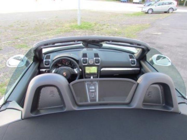 Porsche Boxster 981 2.7 265CH BLANC Occasion - 14