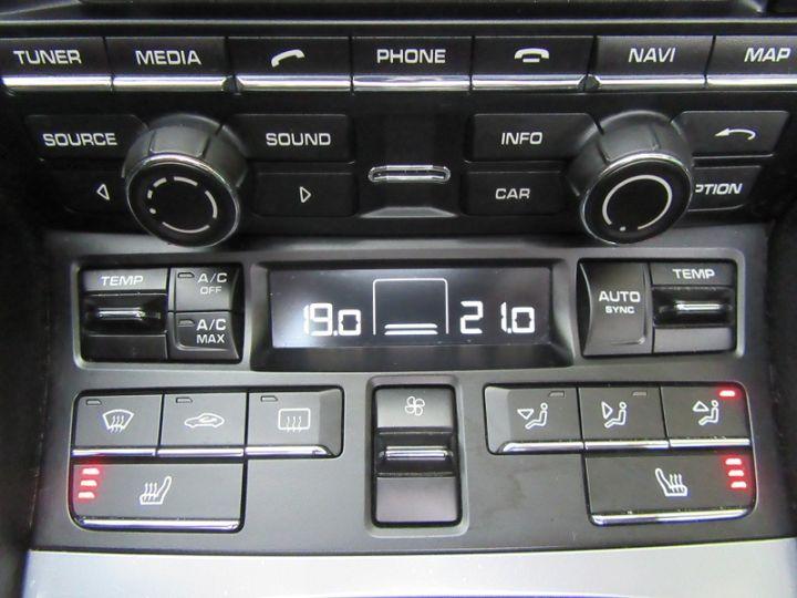 Porsche Boxster 981 2.7 265CH BLACK EDITION PDK NOIR Occasion - 15