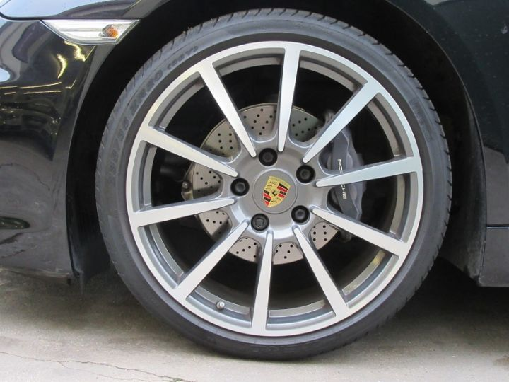 Porsche Boxster 981 2.7 265CH BLACK EDITION PDK NOIR Occasion - 16