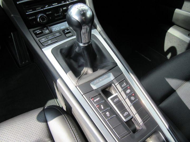 Porsche Boxster 981 2.7L 265CH BVM6 ROUGE Occasion - 13
