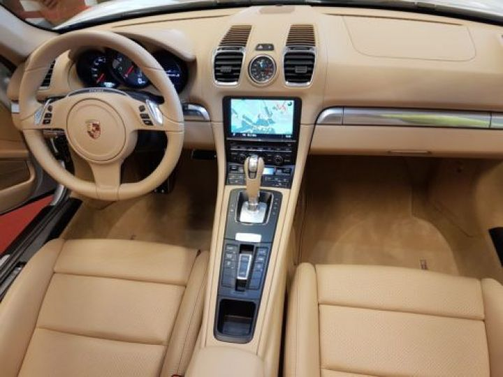 Porsche Boxster 981 3 4 315CH S Occasion tillé (Oise) - n