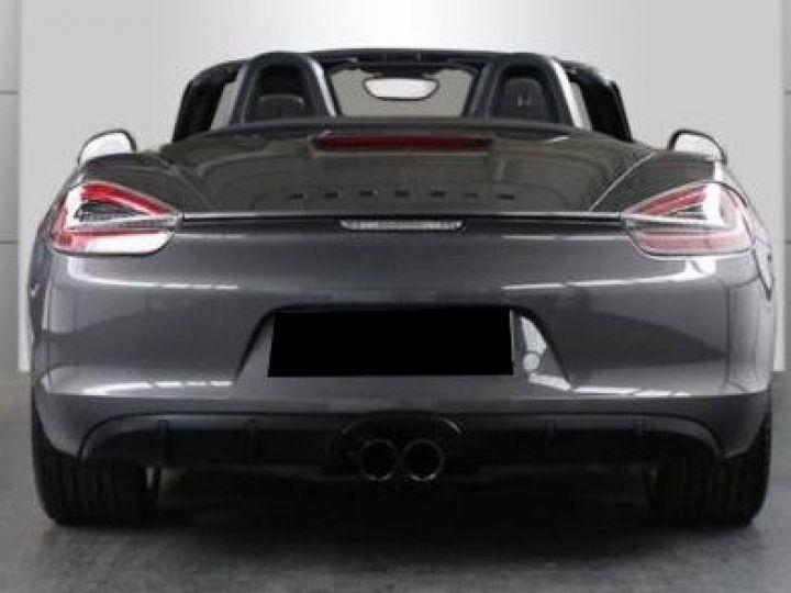Porsche Boxster 981 3.4 330CH GTS GRIS Occasion - 4