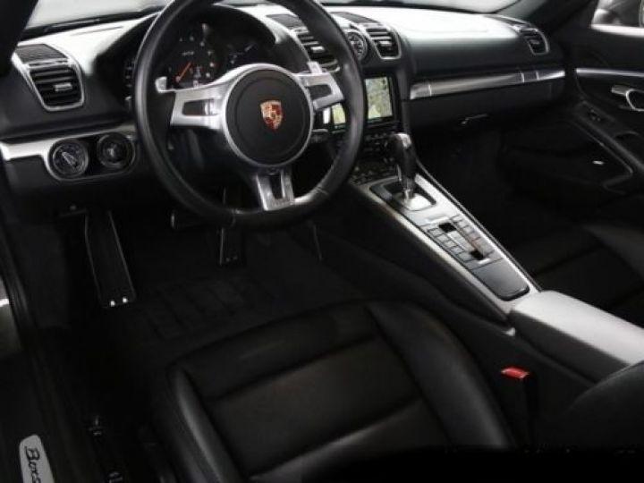 Porsche Boxster 981 3.4 330CH GTS GRIS Occasion - 9