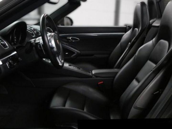 Porsche Boxster 981 3.4 330CH GTS GRIS Occasion - 11