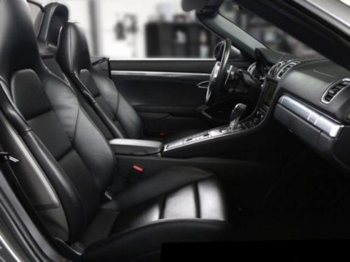 Porsche Boxster 981 3.4 330CH GTS GRIS Occasion - 14
