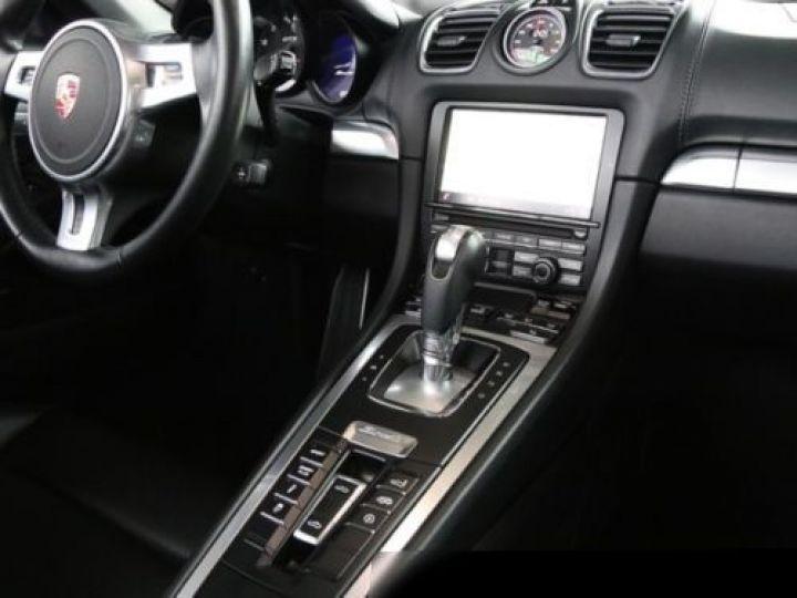 Porsche Boxster 981 3.4 330CH GTS GRIS Occasion - 17
