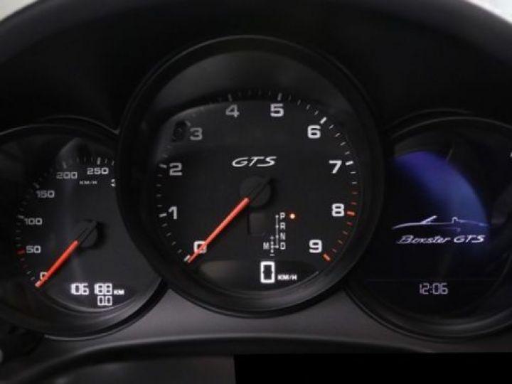 Porsche Boxster 981 3.4 330CH GTS GRIS Occasion - 20