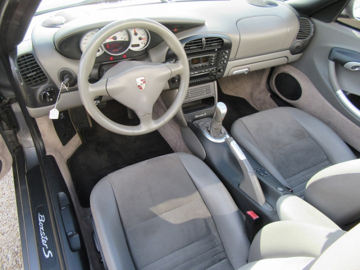 Porsche Boxster (986) 3.2 S 260CH Gris Clair Occasion - 2