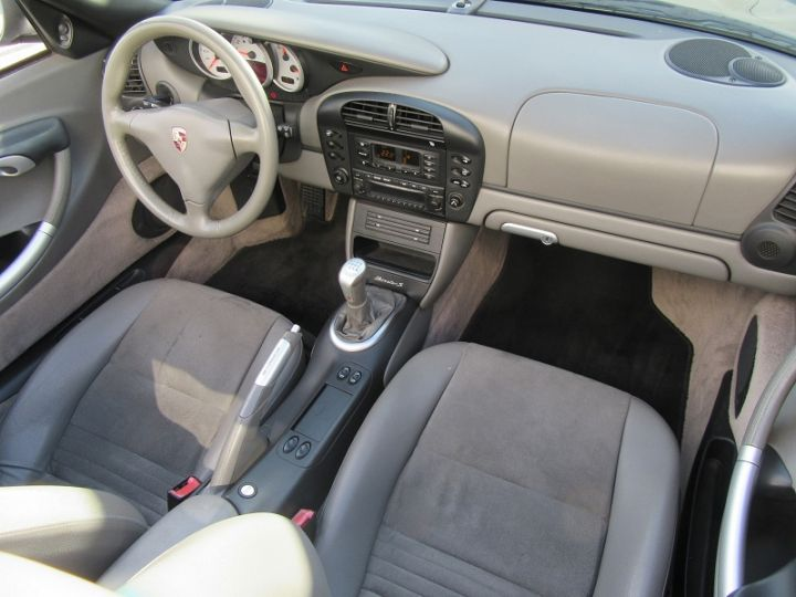 Porsche Boxster 986 3.2 S 260CH GRIS CLAIR Occasion - 8