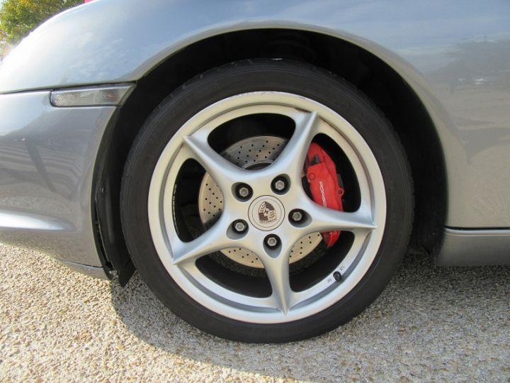 Porsche Boxster 986 3.2 S 260CH GRIS CLAIR Occasion - 10