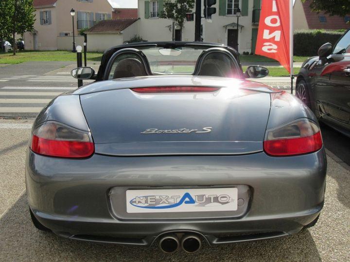 Porsche Boxster (986) 3.2 S 260CH Gris Clair Occasion - 13