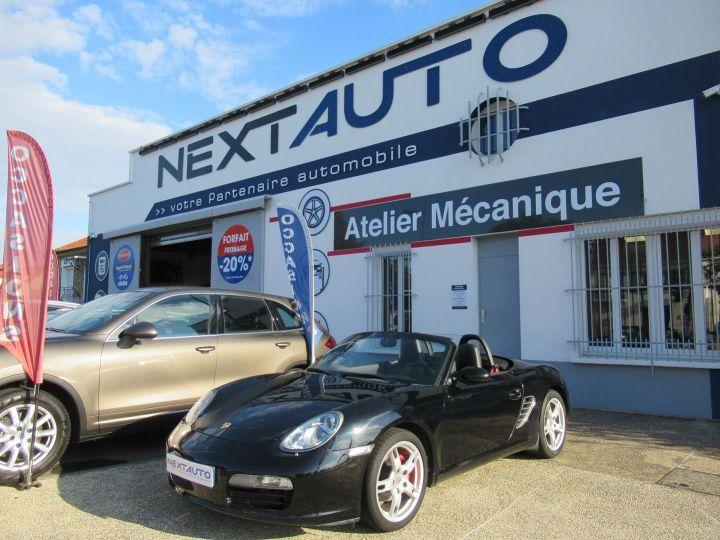 Porsche Boxster (987) 2.7 240CH Noir - 1