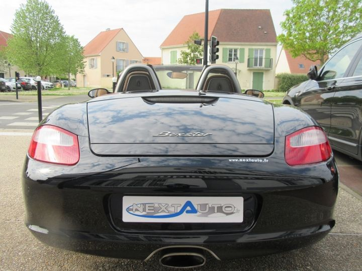 Porsche Boxster (987) 2.7 245CH Noir Occasion - 7