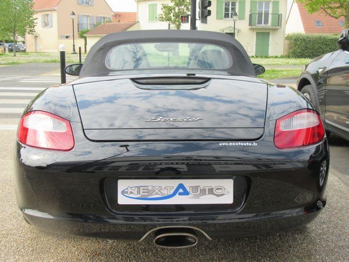 Porsche Boxster (987) 2.7 245CH Noir Occasion - 17