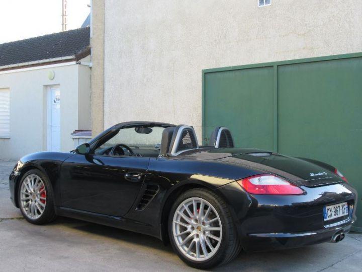 Porsche Boxster 987 3.4L 295CH NOIR Occasion - 3
