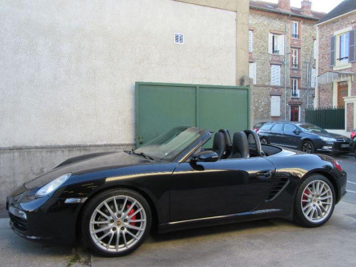 Porsche Boxster 987 3.4L 295CH NOIR Occasion - 5