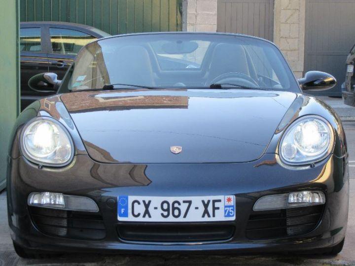 Porsche Boxster 987 3.4L 295CH NOIR Occasion - 6