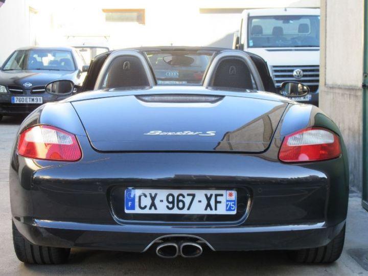 Porsche Boxster 987 3.4L 295CH NOIR Occasion - 7