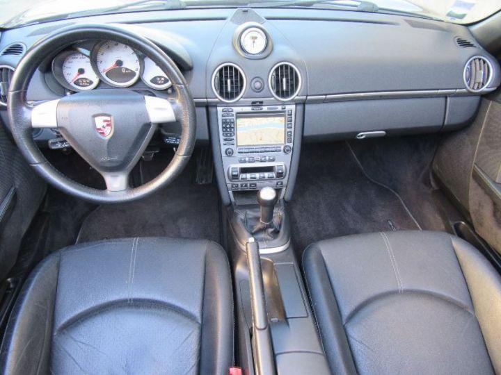 Porsche Boxster 987 3.4L 295CH NOIR Occasion - 8