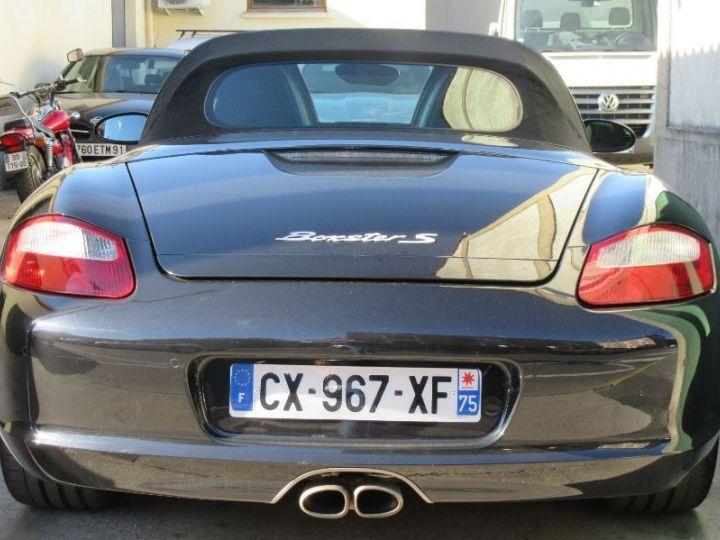 Porsche Boxster 987 3.4L 295CH NOIR Occasion - 14