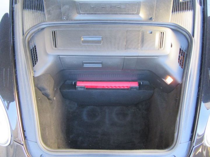 Porsche Boxster 987 3.4L 295CH NOIR Occasion - 17