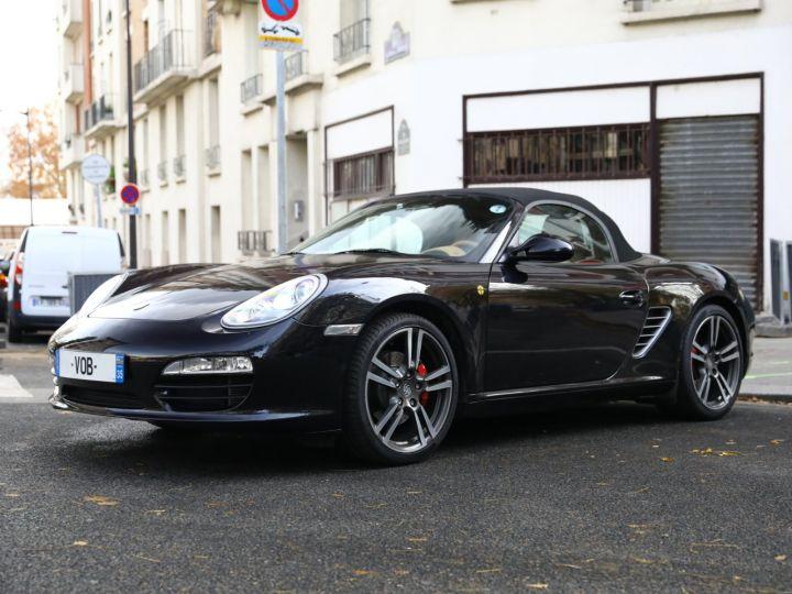 Porsche Boxster 987 S 310CV BVM FRANCE Noir - 1