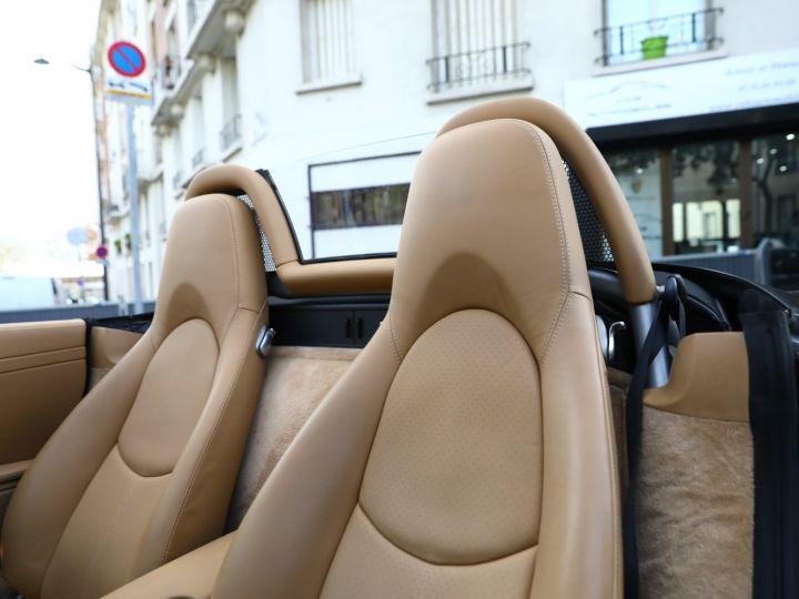 Porsche Boxster 987 S 310CV BVM FRANCE Noir - 16