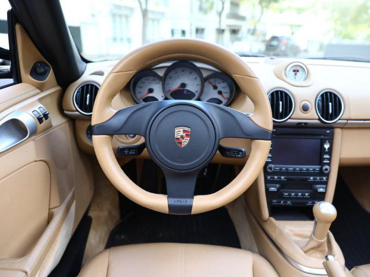 Porsche Boxster 987 S 310CV BVM FRANCE Noir - 28