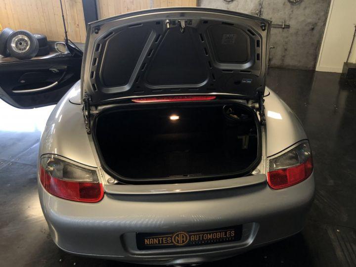 Porsche Boxster Boxster S 3.2 ARGENT METAL  - 16