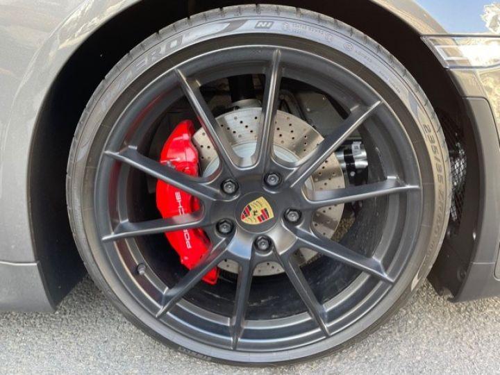 Porsche Boxster PORSCHE 981 BOXSTER SPYDER EN ETAT NEUF Gris Quartz - 4