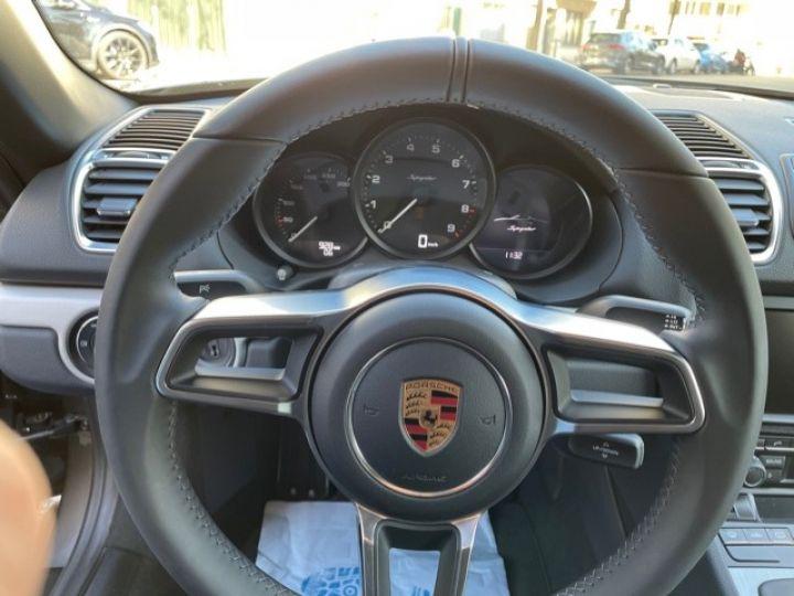 Porsche Boxster PORSCHE 981 BOXSTER SPYDER EN ETAT NEUF Gris Quartz - 11