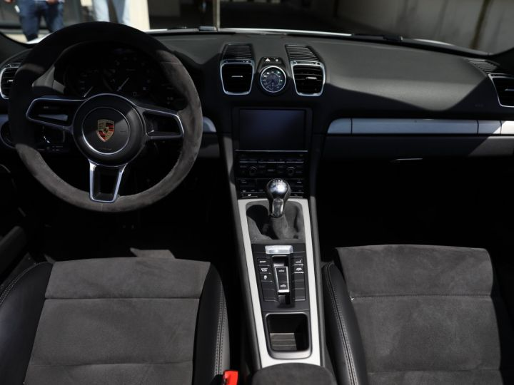 Porsche Boxster PORSCHE 981 BOXSTER SPYDER EN ETAT NEUF Blanc - 16