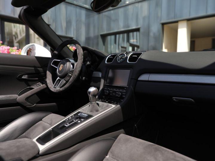 Porsche Boxster PORSCHE 981 BOXSTER SPYDER EN ETAT NEUF Blanc - 17