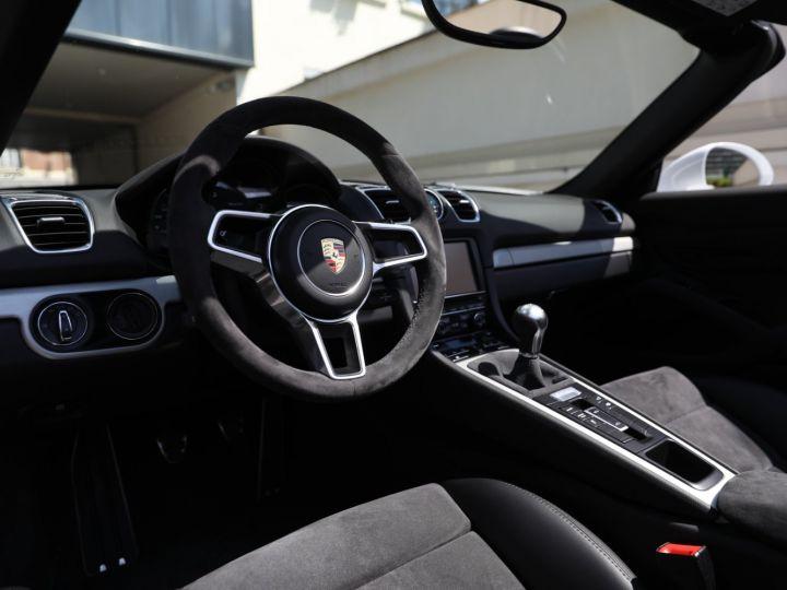 Porsche Boxster PORSCHE 981 BOXSTER SPYDER EN ETAT NEUF Blanc - 29
