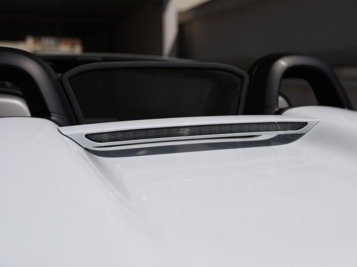 Porsche Boxster PORSCHE 981 BOXSTER SPYDER EN ETAT NEUF Blanc - 37