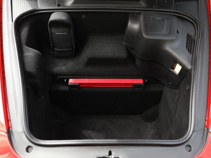 Porsche Boxster PORSCHE 987 BOXSTER SPYDER 320CV BOITE MECANIQUE AVEC 181 KMS D ORIGINE !!!! Rouge Indien - 25