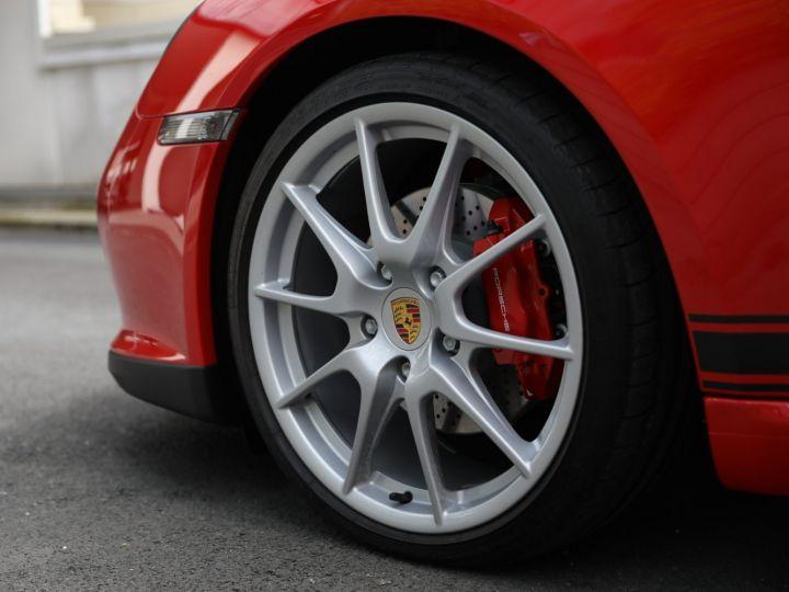 Porsche Boxster PORSCHE 987 BOXSTER SPYDER 320CV BOITE MECANIQUE AVEC 181 KMS D ORIGINE !!!! Rouge Indien - 6