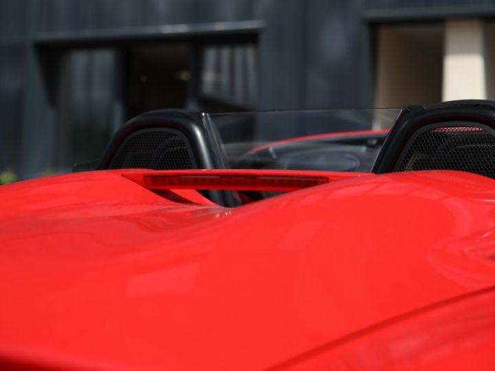 Porsche Boxster PORSCHE 987 BOXSTER SPYDER 320CV BOITE MECANIQUE AVEC 181 KMS D ORIGINE !!!! Rouge Indien - 18