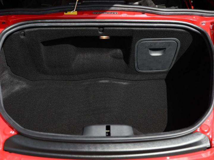 Porsche Boxster PORSCHE 987 BOXSTER SPYDER 320CV BOITE MECANIQUE AVEC 181 KMS D ORIGINE !!!! Rouge Indien - 28