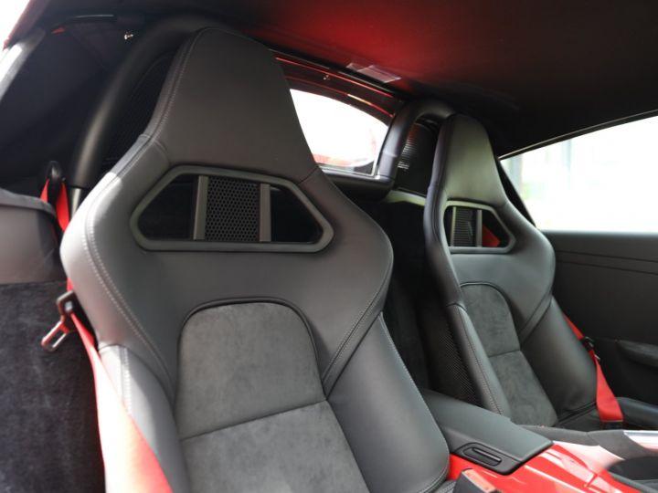 Porsche Boxster PORSCHE 987 BOXSTER SPYDER 320CV BOITE MECANIQUE AVEC 181 KMS D ORIGINE !!!! Rouge Indien - 33